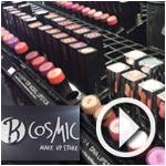 En vidéo : On a visité pour vous le nouveau Make Up Store BCosmic du Menzah V