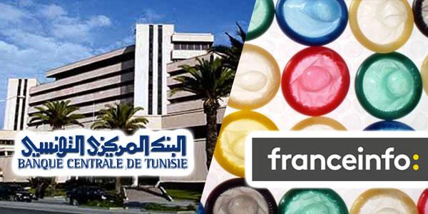 La limitation d'importation de préservatifs en Tunisie fait la une de France Info