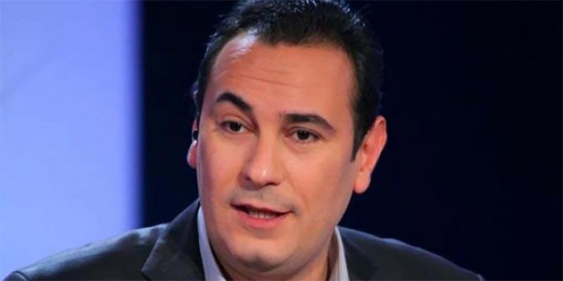 '' معز بن غربية: ''اضطررت في احدى المرات قطع البث على برنامج أمين قارة