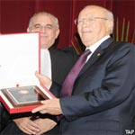 Hommage à Caïd Essebsi de la part des avocats tunisiens