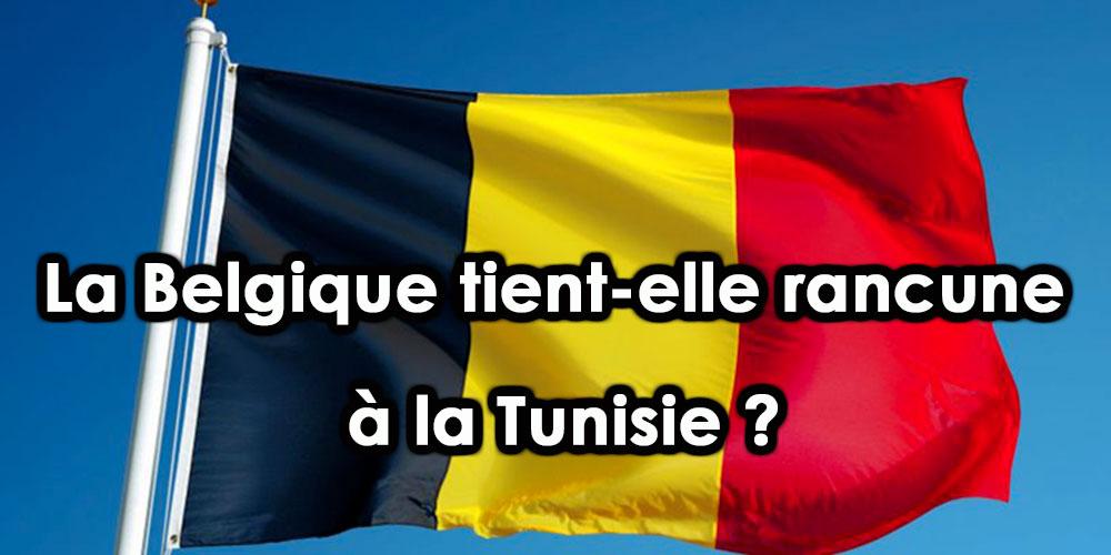 La Belgique ferme ses frontières à 14 pays dont la Tunisie