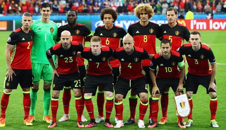 بالفيديو :لقطة أضحكت الجمهور في مباراة بلجيكا و انجلترا