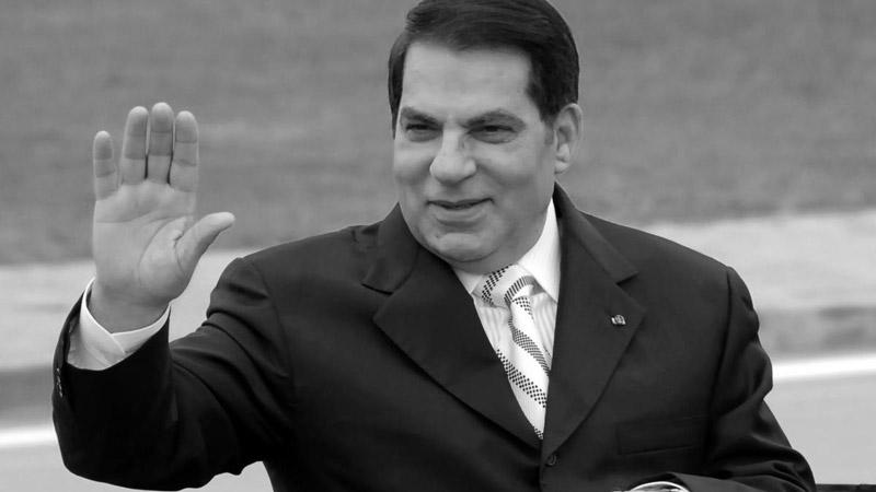 L'annonce du décès a eu lieu avant la mort de Ben Ali