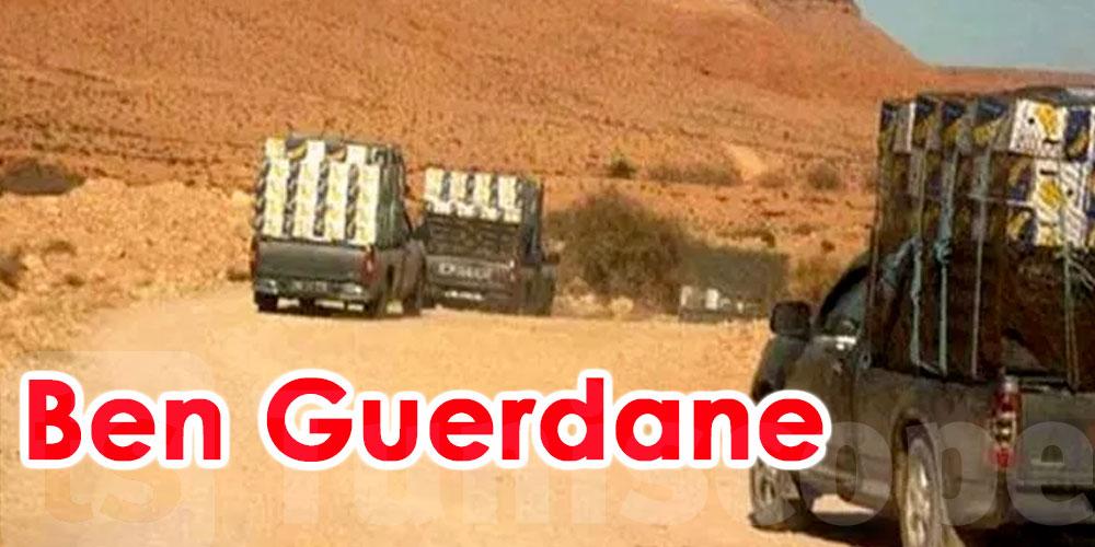 Des contrebandiers attaquent des garde-frontières pour libérer leurs copains