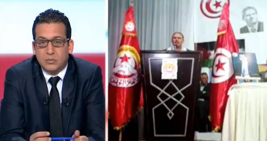 اتحاد الشغل يقاطع برامج بوبكر بن عكاشة