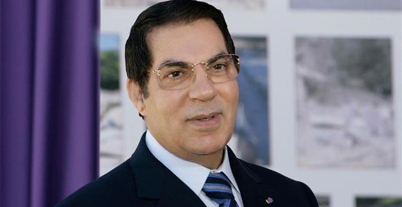 عاجل: وفاة الرئيس السابق زين العابدين بن علي