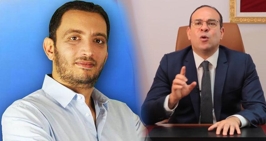 ياسين العياري يطالب مهدي بن غربية بالتصريح على أملاكه بعد الاستقالة