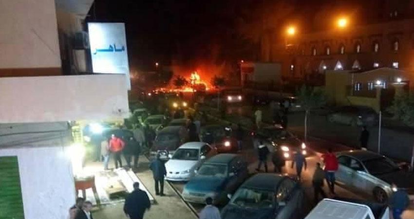 ليبيا:قتلى و جرحى في انفجار سيارة مفخخة أمام مسجد ببنغازي