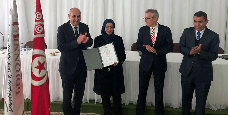 Premier certificat de conformité aux normes obtenu par la municipalité de Beni Khedache