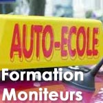 Formation privée : CAP moniteur d'auto école