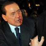 L'agresseur de Silvio Berlusconi est libéré