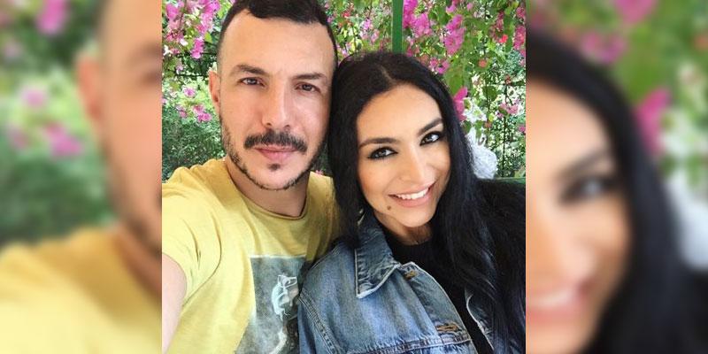 فيديو: باسل الخيّاط وزوجته يرقصان على أغنية ''سيدي منصور يا باب''