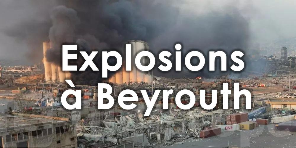 Explosions à Beyrouth,  l'épouse de l'ambassadeur des Pays-Bas est décédée