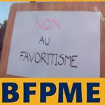 L'abus de pouvoir : la cause d'un Sit-in au siège de la BFPME