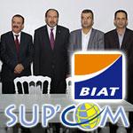 La BIAT et l'Ecole SupCom signent une convention de partenariat