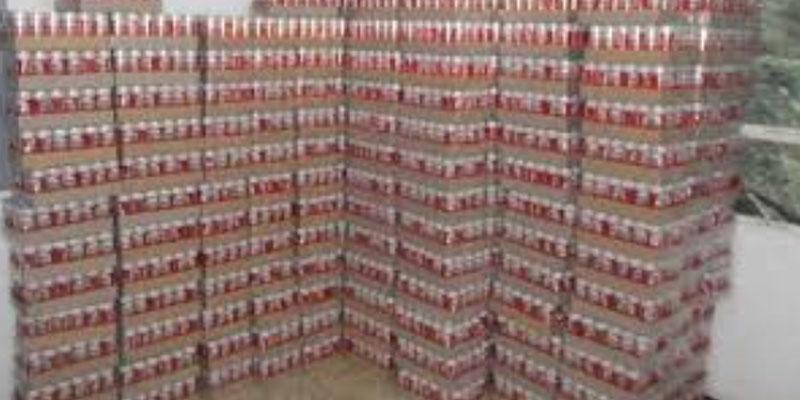 توزر: حجز شاحنة محملة بكمية كبيرة من قوارير الجعة