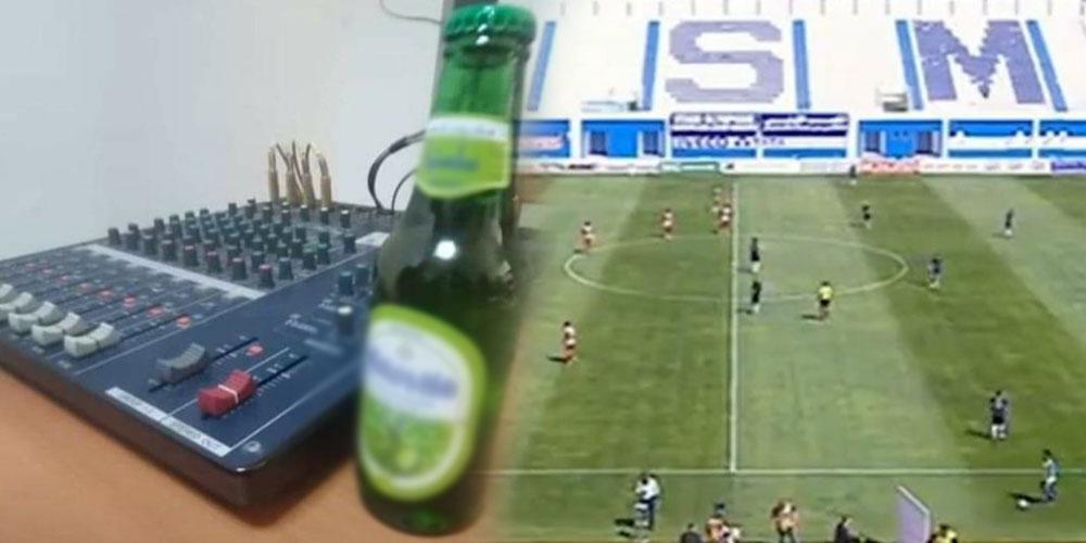 Il s'agit d'une bière sans alcool, selon les collègues du commentateur d'AL Watanya