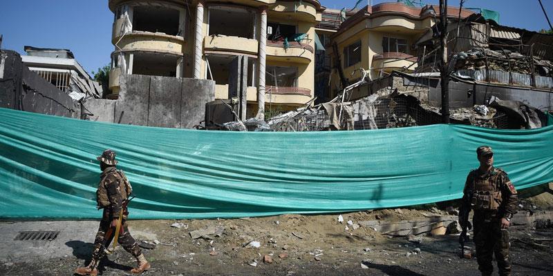Le bilan de l'attaque contre une ONG américaine en Afghanistan grimpe à 9 morts