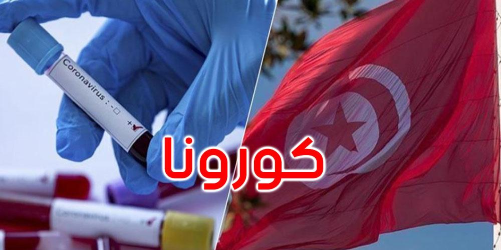 كورونا: حالة وفاة و126 إصابة جديدة في تونس