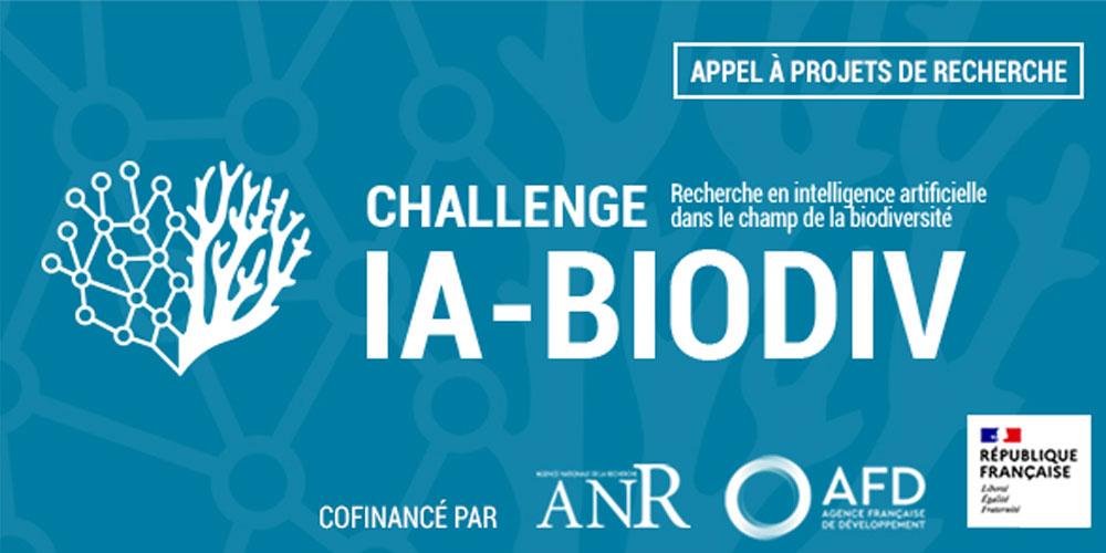 Appel à projets Challenge IA-Biodiv :  Recherche en intelligence artificielle pour la biodiversité