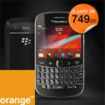 Exclusif : Orange Tunisie lance le BlackBerry Bold 9900