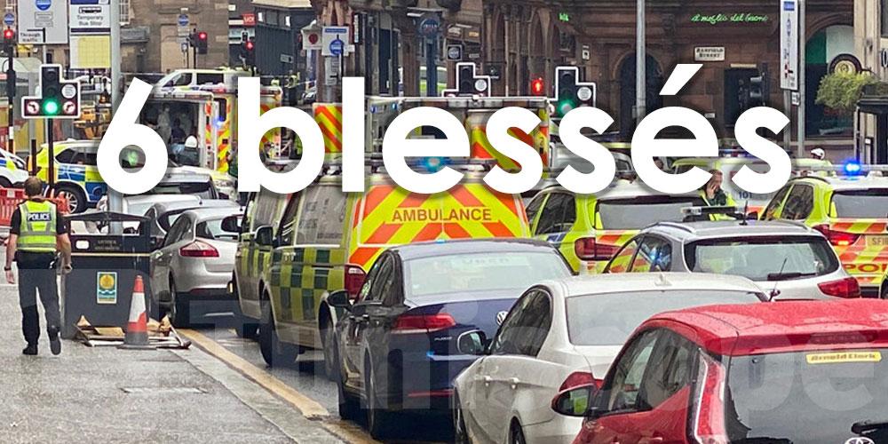 Six personnes, dont un policier, blessées dans une attaque en Écosse