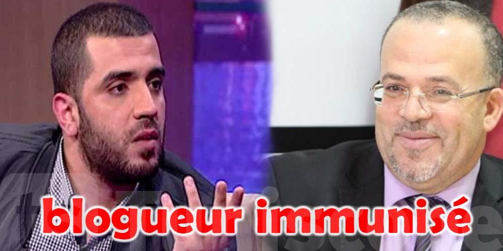 Samir Dilou : ce n'est pas le rôle de Khiari d'être un blogueur immunisé
