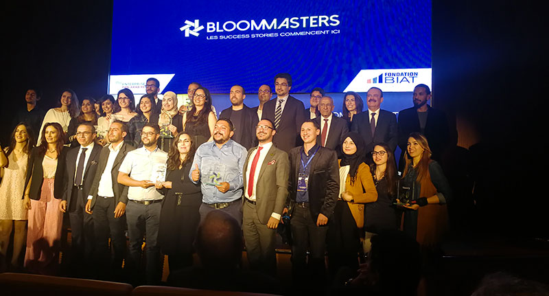 En vidéo : 9 équipes lauréates au concours de l'Entrepreneuriat BLOOMMASTERS