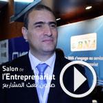 Ahmed AZIB présente la vision de la BNA pour les promoteurs de projets