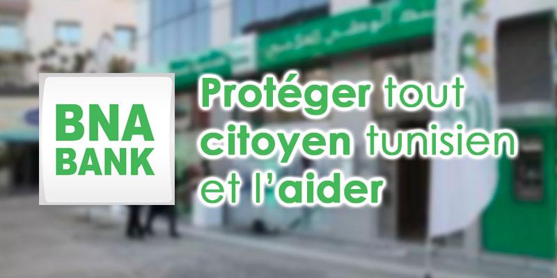 La BNA prend plusieurs mesures pour protéger et aider les citoyens