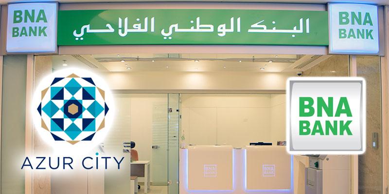 La BNA inaugure son 4ème espace libre-service au centre commercial Azur City