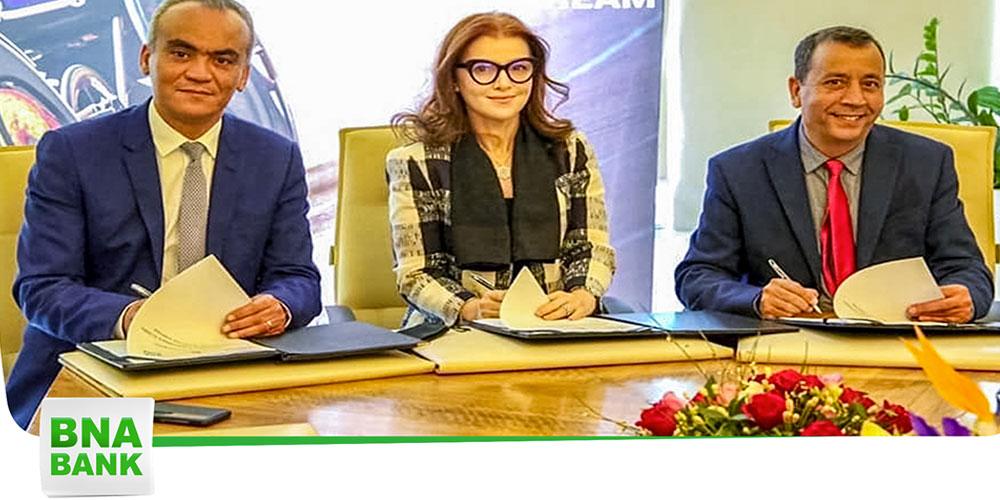 La BNA Partenaire Officiel du Comité Paralympique Tunisien pour Tokyo 2021