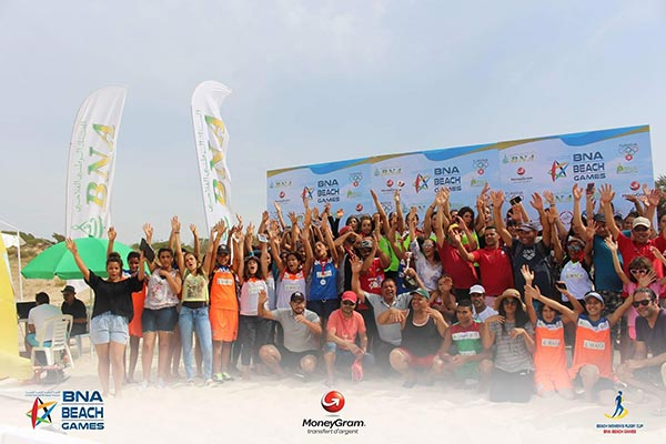 Les Jeux de Plage BNA Beach Games : Un franc succès et du beau spectacle pour la 3ème édition