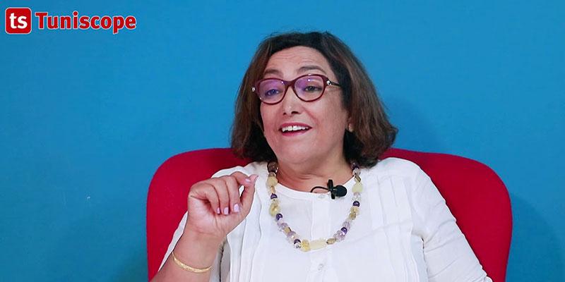 Bochra Belhaj Hmida : Kais Saied n'est pas notre sauveur