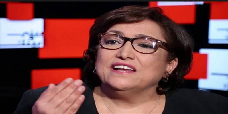 بشرى بلحاج حميدة تدعو وزير الشؤون الدينية إلى محاسبة الأئمة الذين يجيّشون الشعب وينشرون الأكاذيب