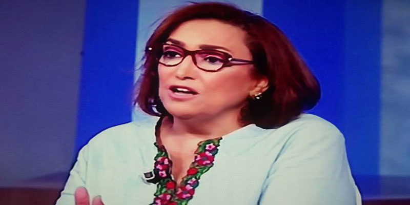 النائبة بشرى بلحاج حميدة: أعلمكم أني لم أزكي أي مترشح للانتخابات الرئاسية