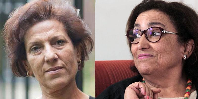 Bochra Bel Haj Hmida rend un vibrant hommage à Radhia Nasraoui