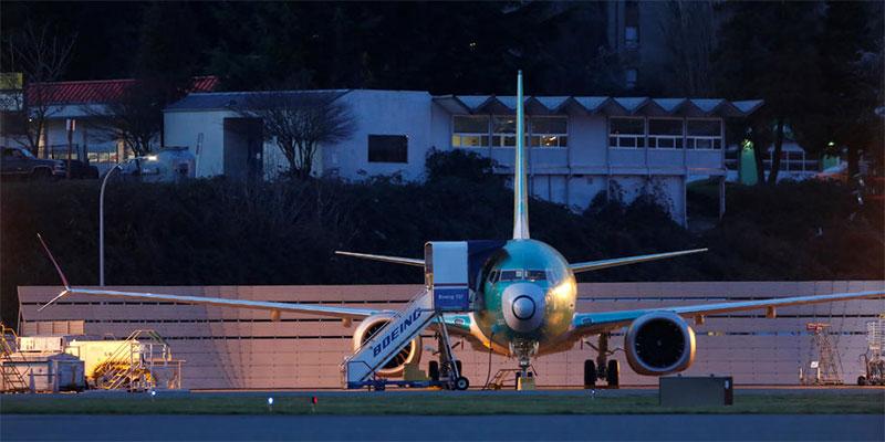 بوينغ: اكتشاف خلل جديد في برنامج طائرات ''737 ماكس ''
