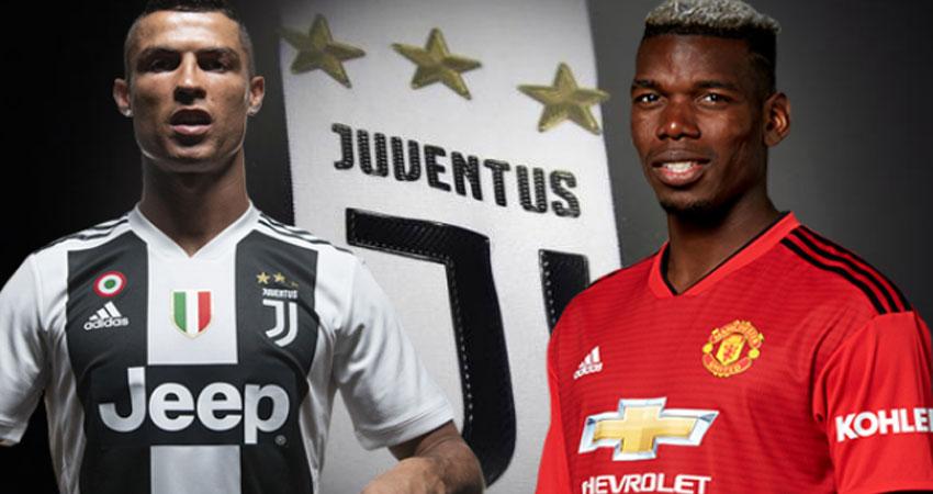 بوغبا يرغب العودة إلى إيطاليا واللعب مع رونالدو في يوفنتوس