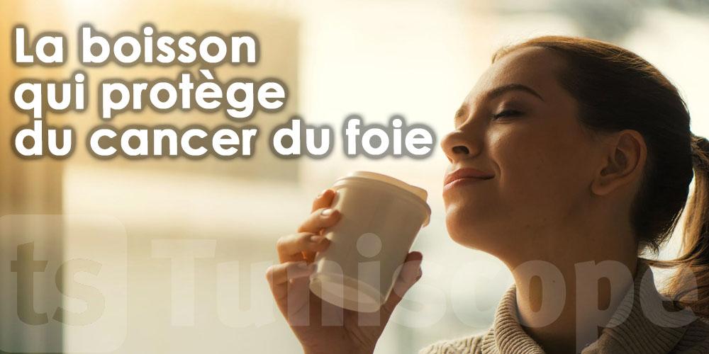 Voici la boisson qui protège du cancer du foie