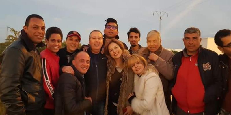 الإفراج عن القيادي في نداء تونس برهان بسيّس