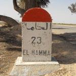 Des bornes kilométriques à l'intérieur du grand Tunis?