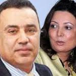مهدي جمعة ووداد بوشماوي يبحثان الوضع الاقتصادي والاجتماعي بالبلاد
