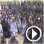 فيديو..بوكو حرام تقايض الحكومة النيجيرية: أنصارها مقابل الفتيات المخطوفات