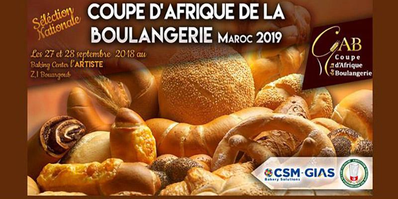 Coupe d'Afrique de la Boulangerie, les Professionnels Tunisiens à la quête de l'Or…