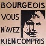 Bourgeois : Non, vous ne nous avez pas compris!