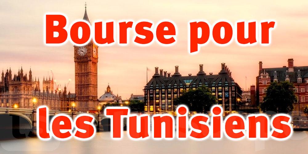 Une bourse pour les Tunisiens voulant étudier en Angleterre