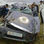 سيدي بوزيد: إصابة 3 أعوان حرس أثناء مطاردة أمنية
