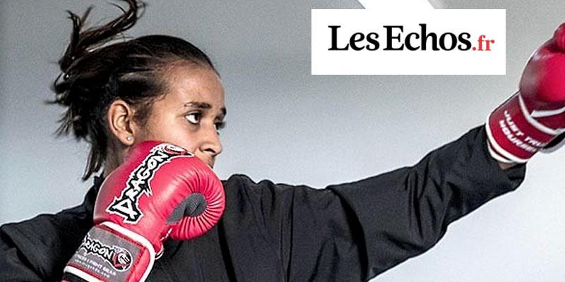 ''La boxe, voie d'émancipation des Tunisiennes'' selon Les Échos