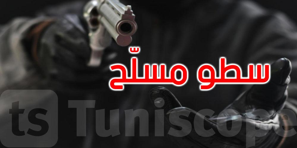 القصرين: مسلح يقتحم مخزنا لبيع مشتقات الحليب ويستولي على حوالي 100 ألف دينار